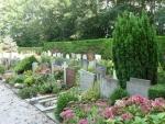 Resultaat renovatie begraafplaats Heilige Familie Parochie